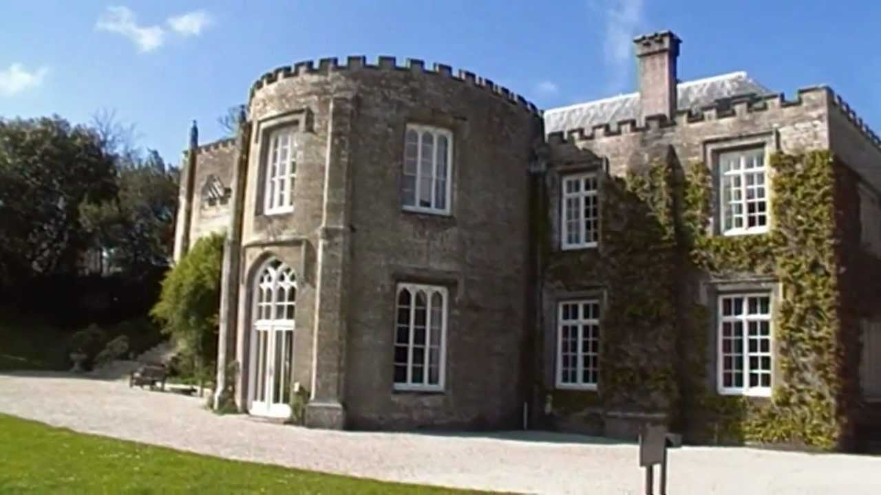 8205 cornwall - Prideaux Place Padstow Cornwall Uk Rosamunde Pilcher Zdf Manor House Tv Youtube