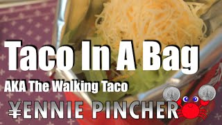 Taco In A Bag [walking Taco] Recipe - Yennie Pincher