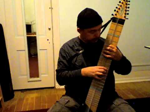 King Crimson Starless on Chapman Stick