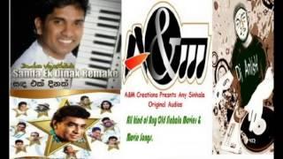 Sanda Ek Dhinak  RE MAKE -  Dushan Jayathilake - A&M Creations Present.mp3