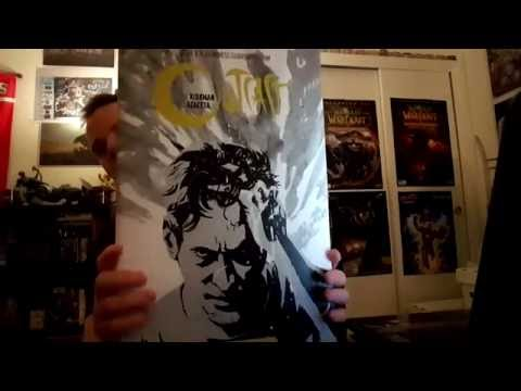 JUNKIE AFTER MIDNITE! LIVE COMIC BOOK EXPERIENCE. EP 14