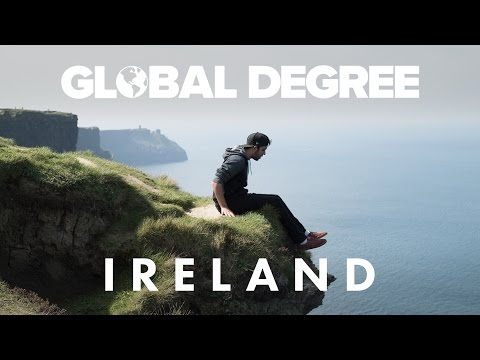 Ireland - Near Death Experience at Cliffs of Moher
