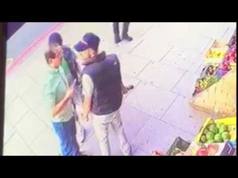 Horrific attack on charity boss in Seven Sisters Road, Finsbury Park 30.3.17