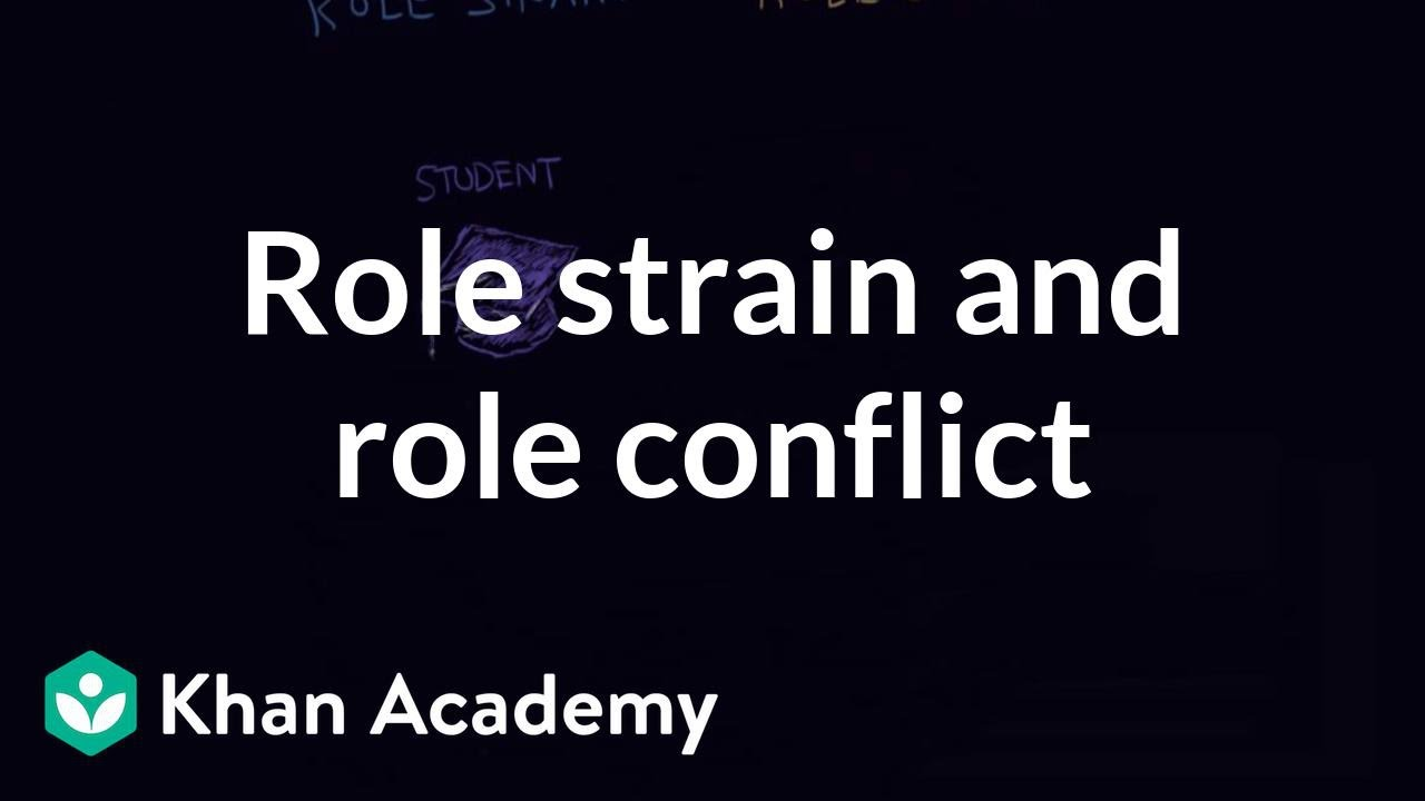 role and conflict Role ambiguity and role conflict has no direct effect to job stress, but has indirect effect by mediation of job insecurity toward job stress the unique relationship between role ambiguity and role conflict.