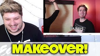 BEST FRIEND MAKEOVER! *Shocking* - Shane Dawson | REACTION!