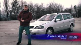 Opel Astra G Second Test AutoStrada.MD