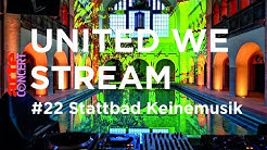 United We Stream #22 - Stattbad Keinemusik – ARTE Concert