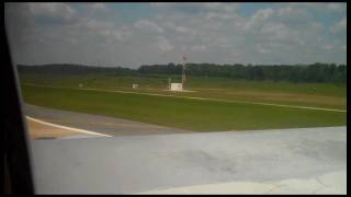 HD - Jacksonville to Atlanta on Delta first segment of flight to Europe