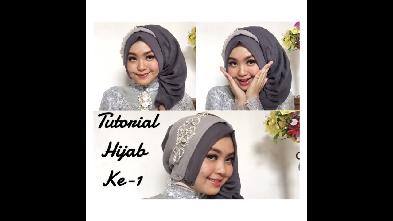 Tutorial Hijab Wisuda The Image Kid Has It