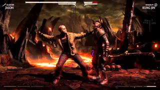 """Mortal Kombat X """"Another way to die """" Music Video"""