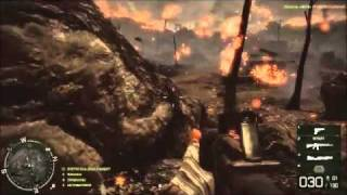 Battlefield Bad Company 2 Vietnam Gameplay HD
