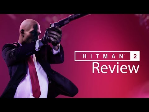 Hitman 2 Xbox One X Gameplay Review