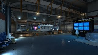 Black Mesa - Chapter 1: Black Mesa Inbound