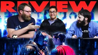 Blind Wave Batman V Superman: Dawn of Justice REVIEW (Spoilers)