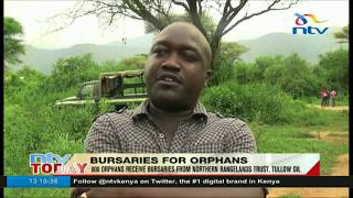 800 orphans receive bursaries from Northern Rangelands Trust, Tullow Oil
