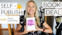 HOW I SELF-PUBLISHED & GOT A BOOK DEAL!
