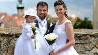 Jana & Radek - Svatební klip - S láskou nám je líp (Lucie Vondráčková & Josef Vágner)