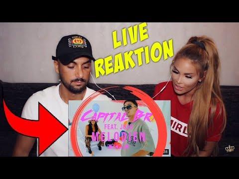 Capital Bra feat. JuJu – Melodien (LIVE REAKTION) | Lisha&Lou