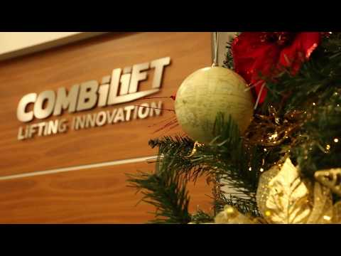 Merry Christmas From Combilift
