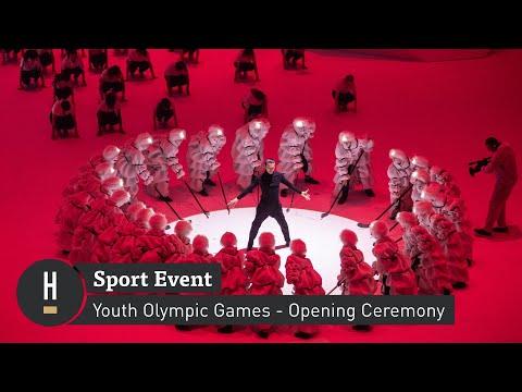 Sport Event: Youth Olympic Games – Opening Ceremony I Habegger Switzerland