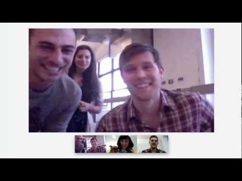 The Google+ project: Hangouts