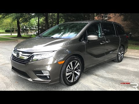 2018 Honda Odyssey Elite – Redline: Review