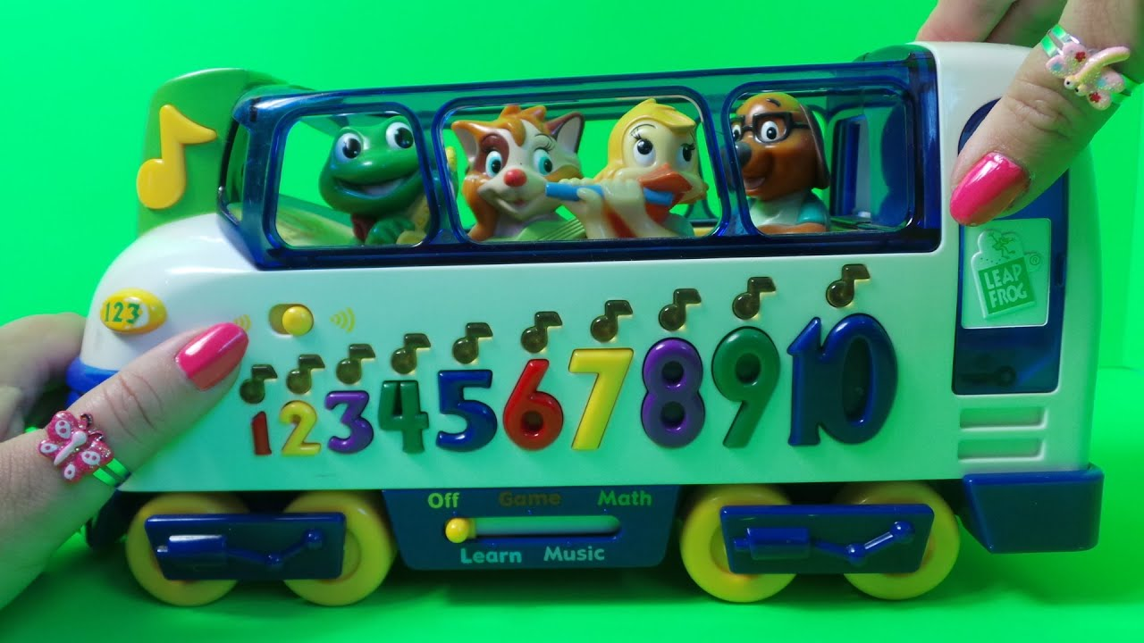 Leapfrog Count and Sing Express American Train , Kindergarten ...