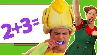 فوزي موزي وتوتي – درس الحساب – Math Class