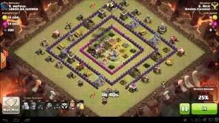 Clash of Clans - Holder Clashers - Hog Cleanup