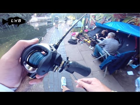 Sketchy Urban Fishing In London - ASSAULTED By Crackhead!