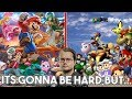 Its Gonna be harder for Melee Players but..-Armada ft IStudying   SSBU Highlights