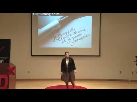Life as a Polyglot | Claire-Marie Brisson | TEDxWayneStateU