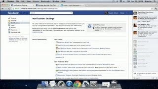 How to Disable Messages on Facebook : Tips for Facebook