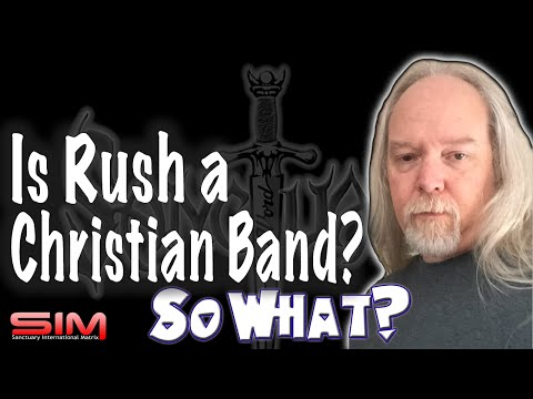 """Is Rush a Christian Band?""  So What w/Chris Dorman"