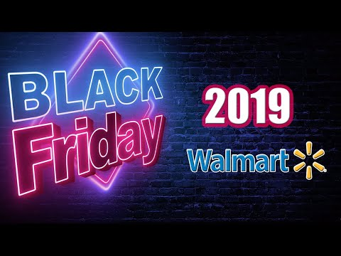 BLACK FRIDAY 2019 | HUGE WALMART DEALS [LEAKED] - PS4 PRO, NINTENDO SWITCH & MORE 😎🎮💸
