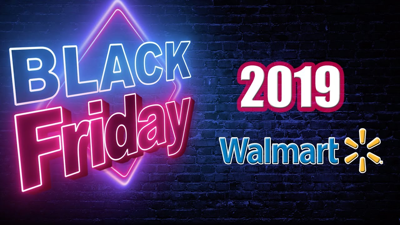 Walmart Black Friday 2019 Deals: Early TV, iPhone, PS4 & Toys ...