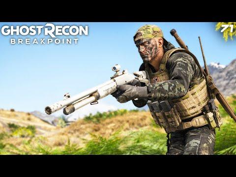 THE LONGEST SHOTGUN KILL - Ghost Recon Breakpoint Free Roam - Part 71