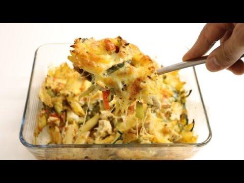 gratin-de-pÂte-au-poulet-(cuisinerapide)
