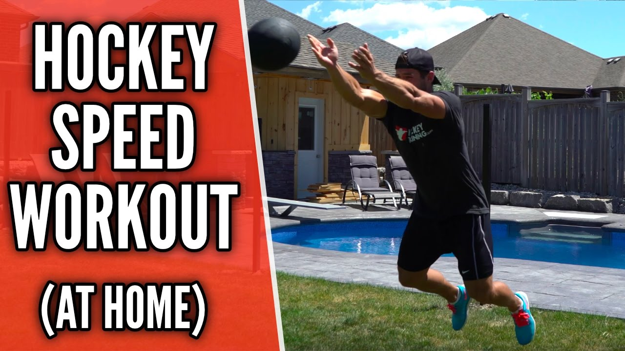 Hockey Training Sd Workout Skate Faster