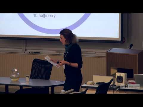 Laura Ballantyne-Brodie:  Earth System Ethics: A Proposal for a Systems Approach to Ethics