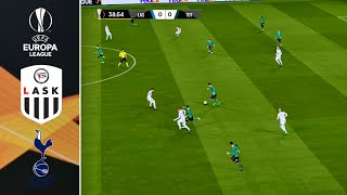 LASK Linz vs Tottenham 3-3 - Highlights & All Goals - UEFA Europa League 2020 (03/12/2020)