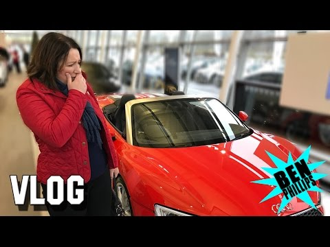 Ben Phillips | I bought my mum her dream car