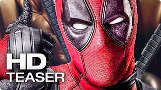 DEADPOOL 3 New Teaser 2020 Marvel, New Superhero Movie Trailers HD