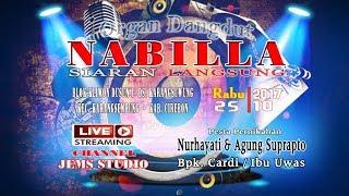 NABILLA LIVE STREAMING KARANGSUWUNG SEASON SIANG