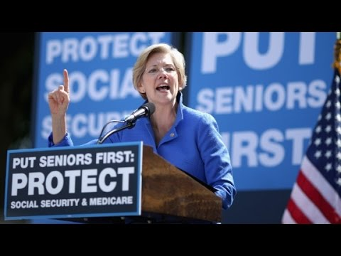 Walker, Warren, Perry can't stop campaigning
