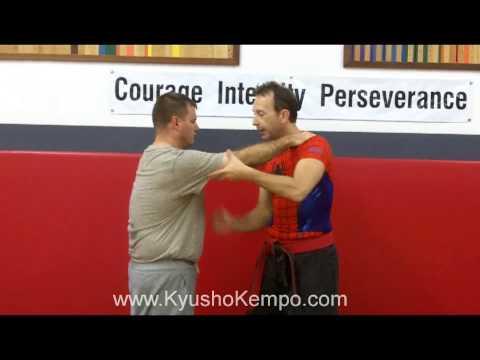 Self Defense Pressure Point Technique San Diego