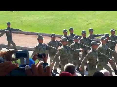 polatlı topçu ve füze okulu yemin töreni yürüyüş