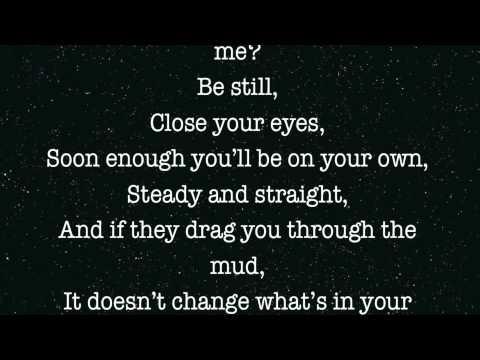 Be Still - The Killers Lyrics