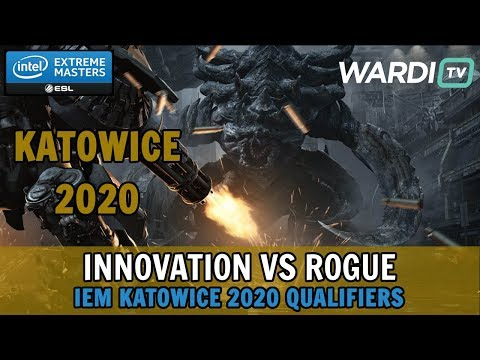 INnoVation Vs Rogue (TvZ) - IEM Katowice 2020 Qualifiers