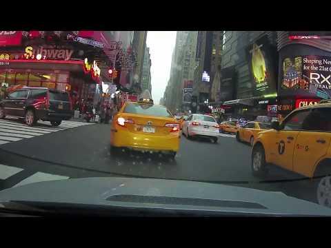 Manhattan Driving